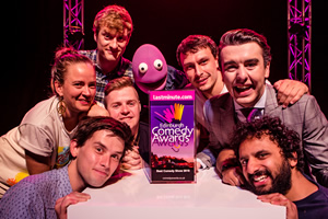 Want to be an Edinburgh Comedy Awards 2017 judge?