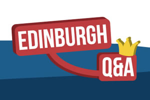Fringe Q&A: If you won a million pounds...