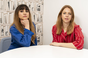 BBC Three orders Ellie & Natasia series