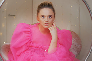 The Emily Atack Show. Emily Atack. Copyright: Monkey Kingdom.