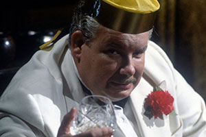 Ffizz. Jack Mowbray (Richard Griffiths). Copyright: Thames Television.