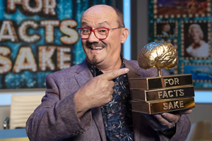 For Facts Sake. Brendan O'Carroll.