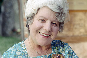 For The Love Of Ada. Ada Cresswell/Bingley (Irene Handl). Copyright: Thames Television.