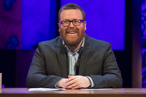 Frankie Boyle 2017 World Order