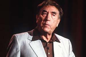 Frankie Howerd On Campus. Frankie Howerd. Copyright: London Weekend Television / Rex.