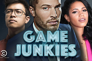 Comedy Central to pilot Game Junkies
