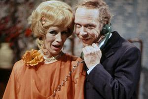 George & Mildred at 45