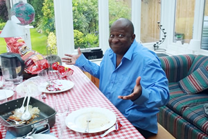 Getting Back With Dave Benson Phillips. Dave (Dave Benson Phillips).