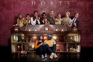 Ghosts Series 2 cast interview