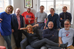 Vic & Bob film cast