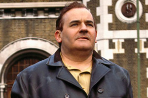 Going Straight. Norman Stanley Fletcher (Ronnie Barker). Copyright: BBC.