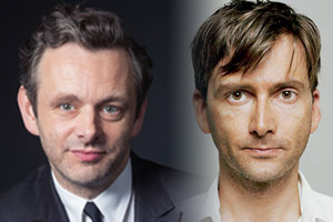 Tennant & Sheen in Good Omens