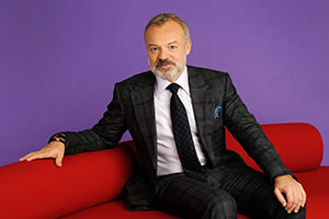 The Graham Norton Show. Graham Norton. Copyright: So Television.