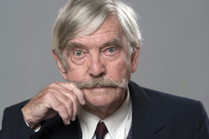 Grandpa's Great Escape. Grandpa (Tom Courtenay). Copyright: King Bert Productions.
