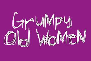 Grumpy Old Women. Copyright: Liberty Bell.