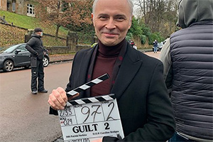 Guilt. Max McCall (Mark Bonnar).