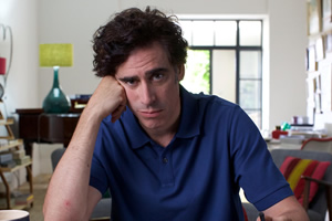 Stephen Mangan interview