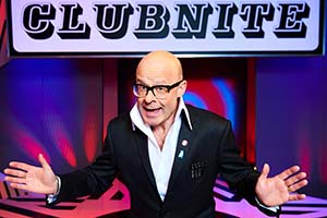 Harry Hill's ClubNite. Harry Hill. Copyright: Nit TV.