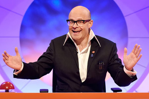 Harry Hill's Alien Fun Capsule. Harry Hill. Copyright: Nit TV.