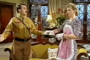 Heil Honey I'm Home!. Copyright: Noel Gay Television.