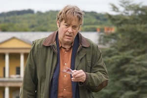 The Hippopotamus. Ted Wallace (Roger Allam).