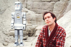 The Hitchhiker's Guide To The Galaxy. Arthur Dent (Simon Jones).