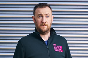 The Horne Section Television Programme. Alex Horne. Copyright: Avalon Television.