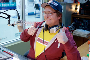 Hospital People. Ivan Brackenbury (Tom Binns). Copyright: Roughcut Television.