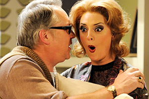 Vic Reeves & Morgana Robinson star in podcast