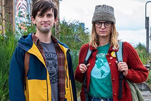 Kieran Hodgson & Morgana Robinson tackle climate change for Channel 4