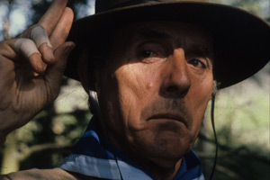 Photograph courtesy of Revelation Films. Mr Pangbourne (Eric Sykes). Copyright: Thames Television.