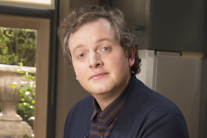 In And Out Of The Kitchen. Damien Trench (Miles Jupp). Copyright: BBC.