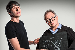 Sea, Streams and Sci-Fi, with Robin Ince