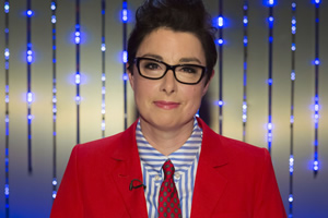 Insert Name Here. Sue Perkins.