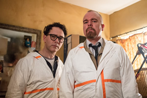 Inside No. 9 and This Country win BAFTAs
