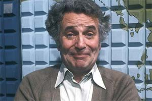 It's A Square World. Michael Bentine. Copyright: BBC.