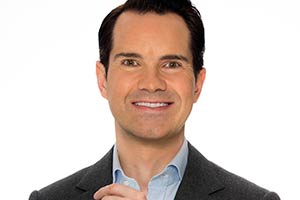Jimmy Carr has written his autobiography