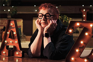 Jo Brand staying sane show