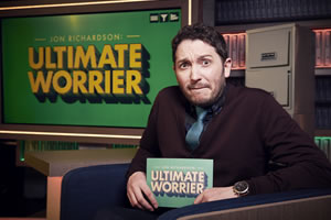 Jon Richardson: Ultimate Worrier. Jon Richardson. Copyright: Talkback.