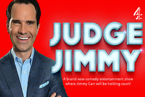 Jimmy Carr to become Judge Jimmy