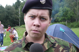 Katy Brand's Big Ass Show. Katy Brand. Copyright: World's End Productions.