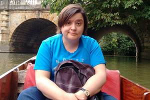 Keep Calman Carry On. Susan Calman. Copyright: BBC.