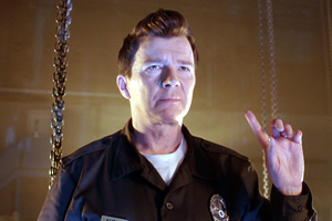 The Keith & Paddy Picture Show. T-1000 (Rick Astley). Copyright: Talkback.
