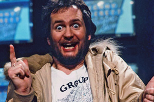 The Kenny Everett Television Show. Kenny Everett. Copyright: BBC.