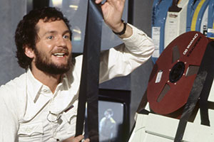 The Kenny Everett Video Show. Kenny Everett. Copyright: Thames Television.