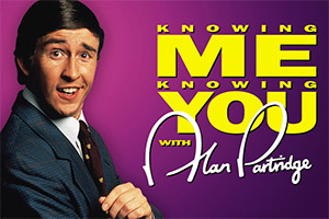 Knowing Me, Knowing You... With Alan Partridge. Alan Partridge (Steve Coogan). Copyright: BBC.