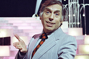 Larry Grayson. Larry Grayson. Copyright: London Weekend Television.
