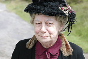 Last Of The Summer Wine. Aunty Wainwright (Jean Alexander). Copyright: BBC.