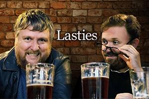 Tim Key and John Kearns toast pub drinking in new Radio 4 series