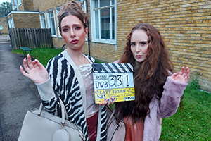 Lazy Susan complete filming on their TV series